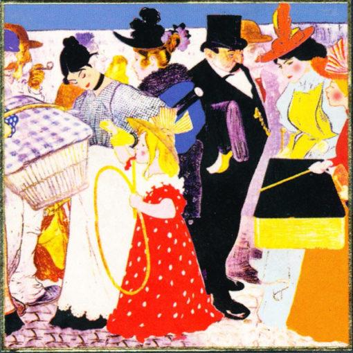 La vita quotidiana a Montmartre ai tempi di Picasso