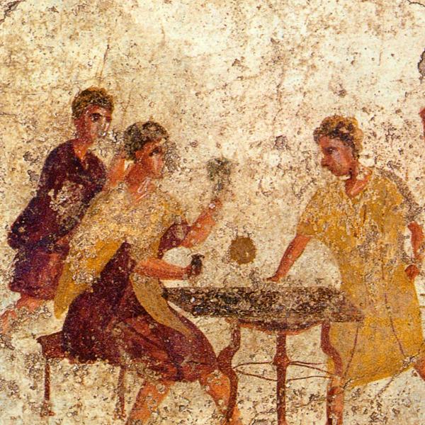 Ludus in tabula. I giochi da tavola più amati dell'antica Roma