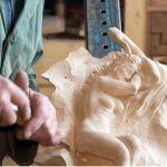 Corso di intaglio artistico del legno per ragazzi (12 ai 15 anni)