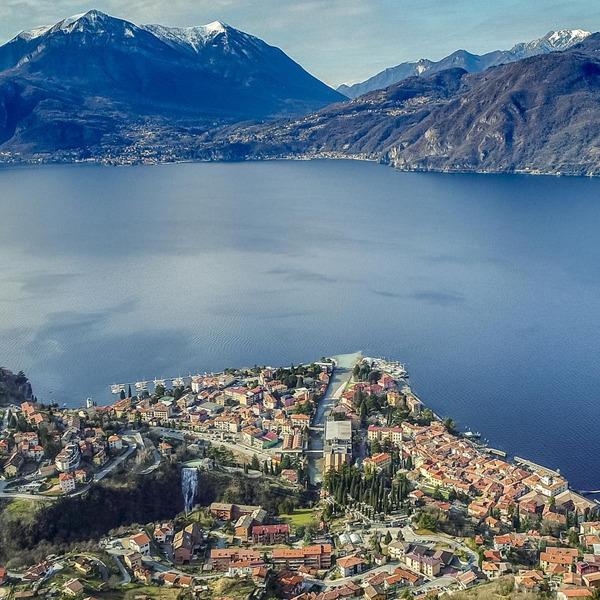 Il bello dell'Orrido. Spavento, stupore, meraviglia - Incontri d'autore vista lago a Bellano