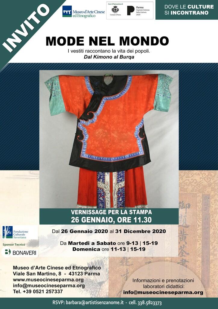 La moda nel mondo: i vestiti raccontano la vita dei popoli
