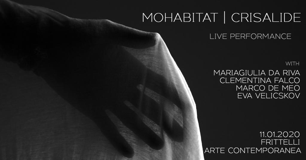 Mohabitat. Crisalide - Live performance