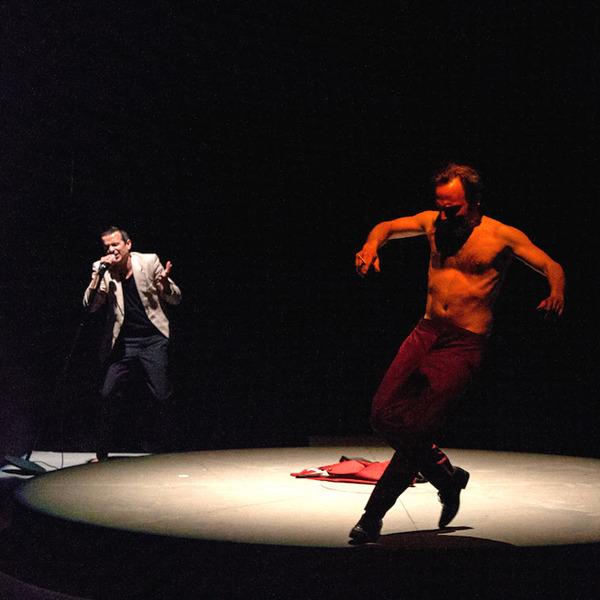 """Teatro: """"Ad esempio questo cielo"""" - Compagnia Dimitri/Canessa"""