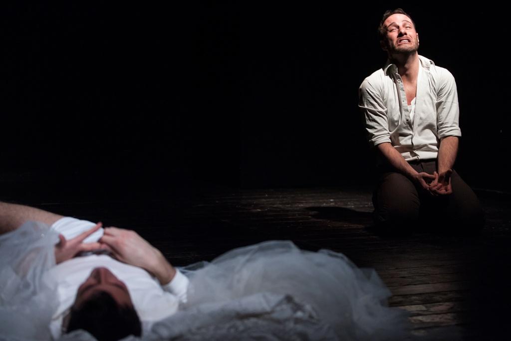 """Teatro: """"Io, mai niente con nessuno avevo fatto"""" - Uno spettacolo diVuccirìa Teatro"""