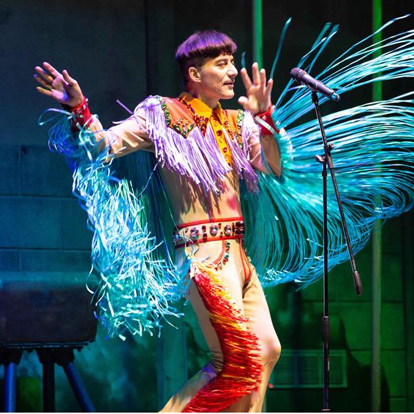 """Teatro: """"Skianto"""". Uno spettacolo diFilippo Timi"""