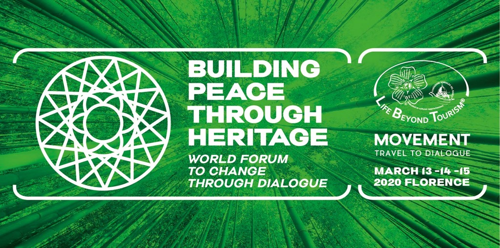 Building Peace Through Heritage – World Forum to Change through Dialogue