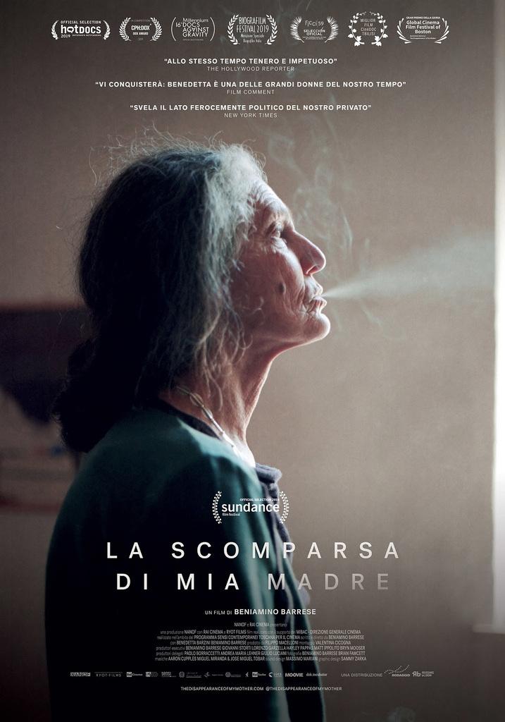 """""""La scomparsa di mia madre"""". Il documentario di Beniamino Barrese al Teatrino di Palazzo Grassi"""