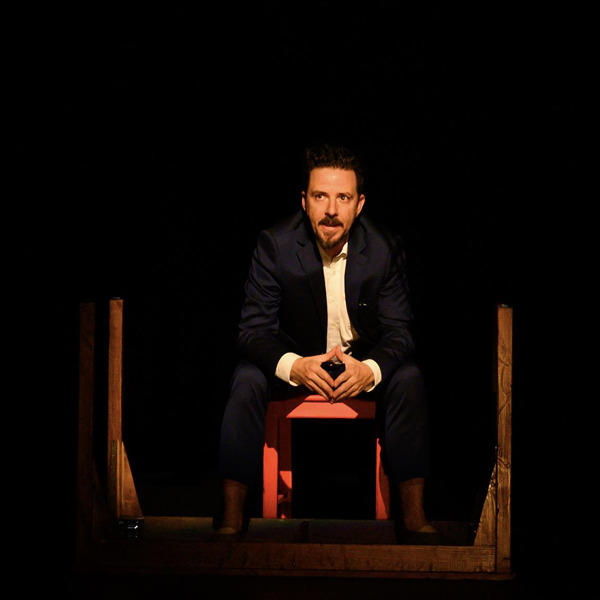 "Teatro: ""Border Crossings"" di e con Thaddeus Phillips"