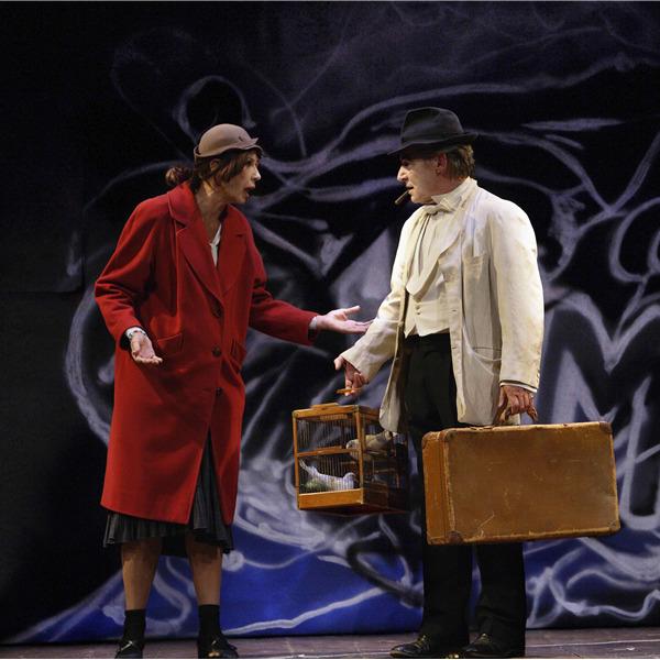 """Teatro: """"Dolore sotto chiave / Sik-Sik l'artefice magico"""""""