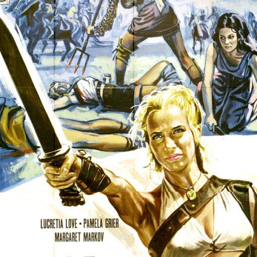 B-Movie, il Meglio del Peggio del Cinema: La rivolta delle gladiatrici