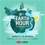 Earth Hour 2020 - Un'ora per la Terra, un'ora per l'Italia