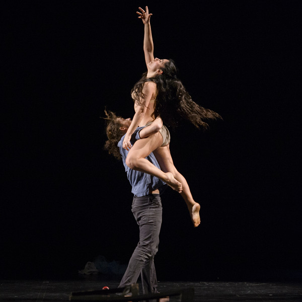 "Spettacolo: ""Romanza"" - Twain Physical Dance Theatre"