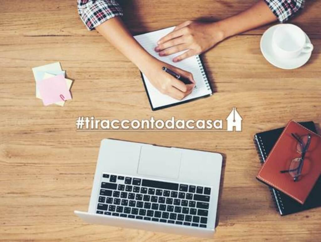 Concorso di scrittura per racconti brevi e pensieri - #tiraccontodacasa