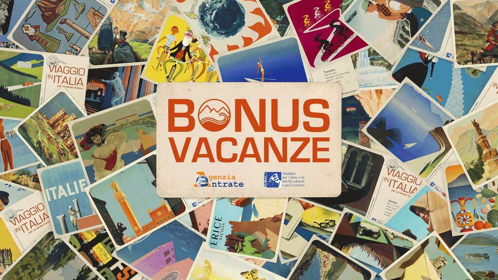 Bonus Vacanze 2020 - Contributo fino a 500 euro per le vacanze in Italia