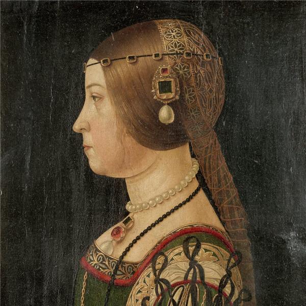 Gioielli agli Uffizi: un percorso online tra i misteri delle gemme dipinte nei capolavori del Museo