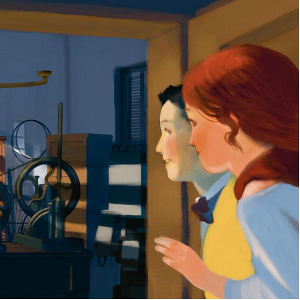 """Presentazione: """"Il segreto del futuro"""" di Paola Zannoner, illustrazioni di Paolo d'Altan"""