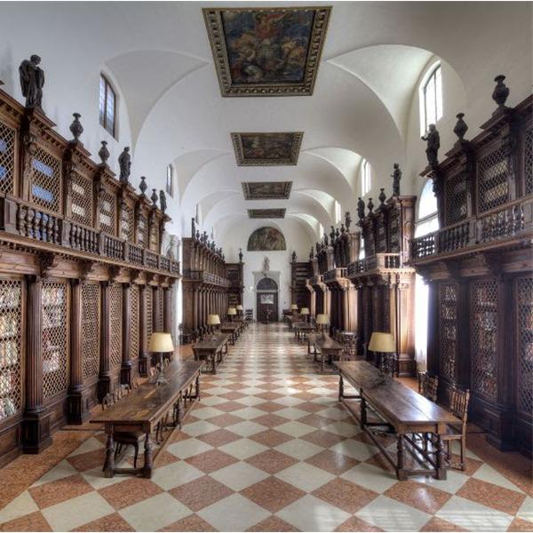 Riprendono i servizi bibliotecari alla Fondazione Giorgio Cini