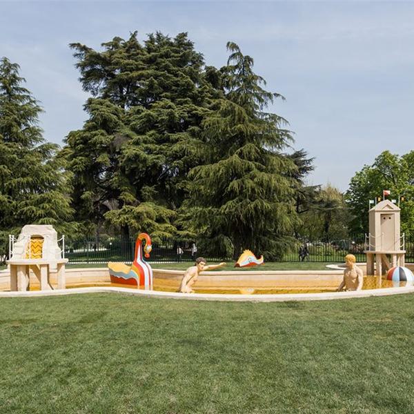 Triennale Estate 2020 - Un giardino di voci e colori