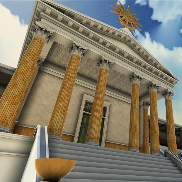 Circo Maximo Experience - Visita immersiva in realtà aumentata e virtuale