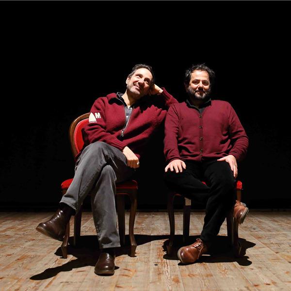 Una serata con Mario Tozzi & Enzo Favata