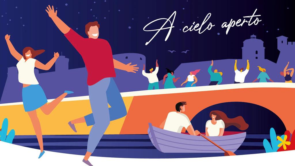 A cielo aperto. Livorno effetto Venezia e dintorni 2020 - 35a edizione