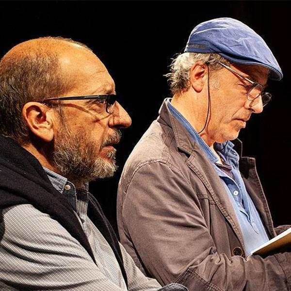 David Riondino e Dario Vergassola: Raffaello, la Fornarina, il Cinquecento e altre storie