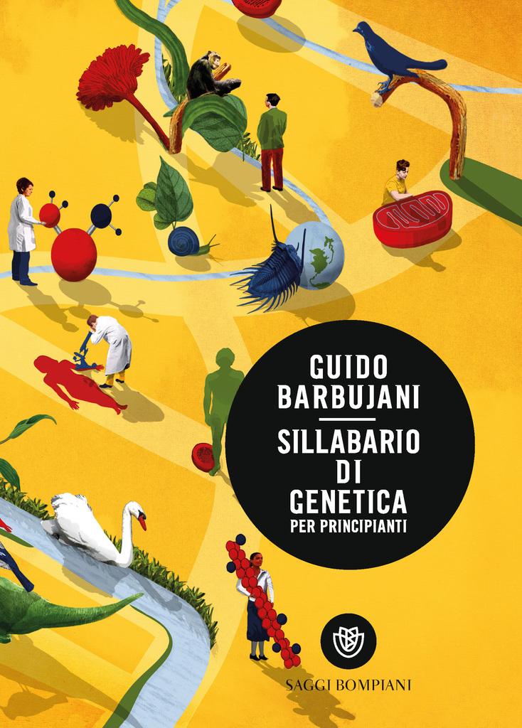 Guido Barbujani - Sillabario di genetica per principianti