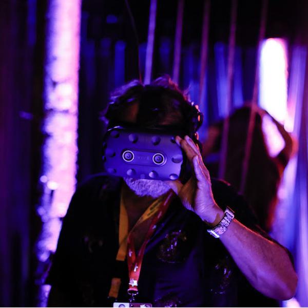 Anche a Barcellona in mostra i 44 progetti immersivi del VIFF VR Expanded 2020