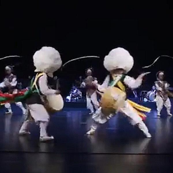 """""""Il Ritmo"""": performance di percussioni coreane online"""