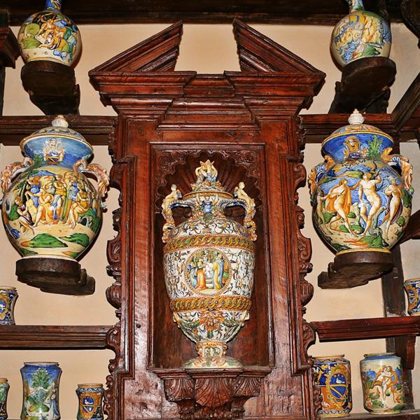 Il Tour dei Borghi: alla scoperta dei tesori dell'Antica Farmacia e del Borgo di Roccavaldina