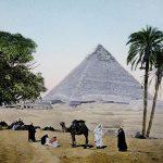 Il viaggio di Belzoni in Egitto mostrato con la lanterna magica