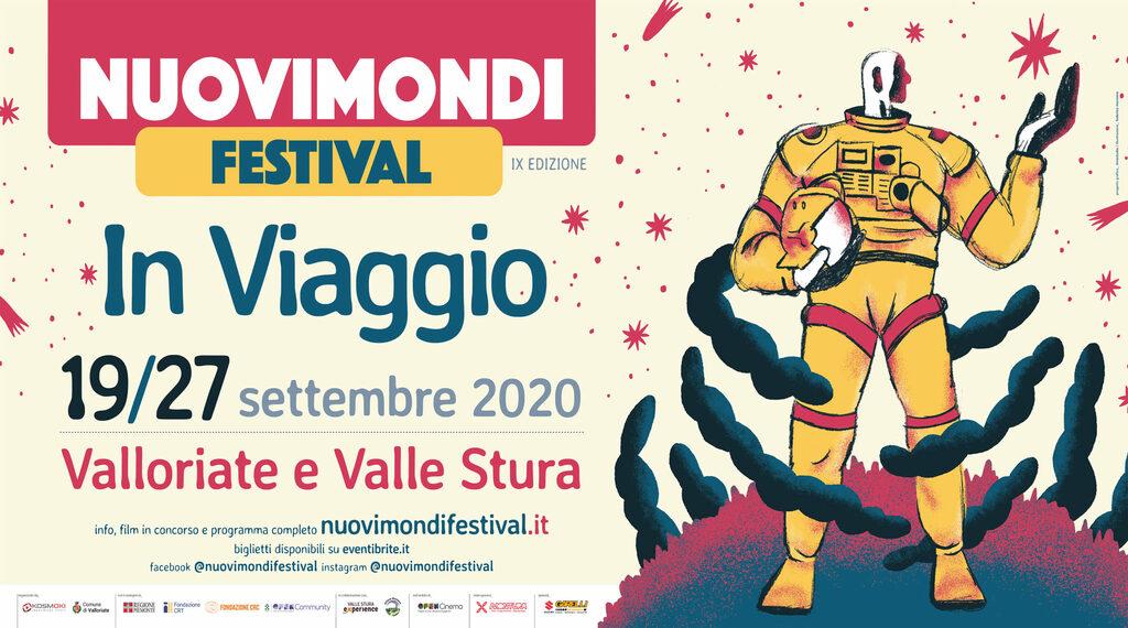 """Nuovi Mondi Festival - IX edizione: """"In viaggio"""""""