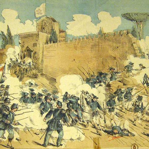 """""""Risorgimento e Storia"""". Video conferenze per l'anniversario della breccia di Porta Pia"""