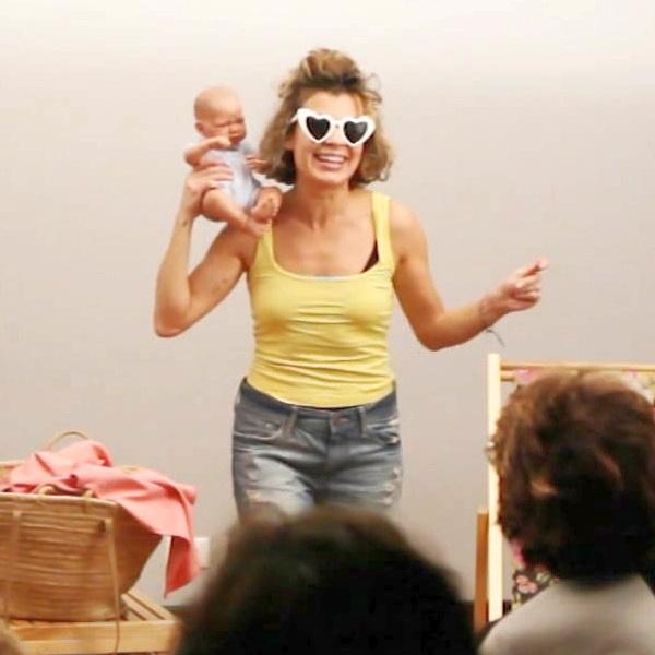 """Teatro: """"Amore di chi?"""" Di e con Elisa Maria Bottiglieri"""