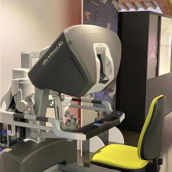 Il Robot Da Vinci al MUSME di Padova