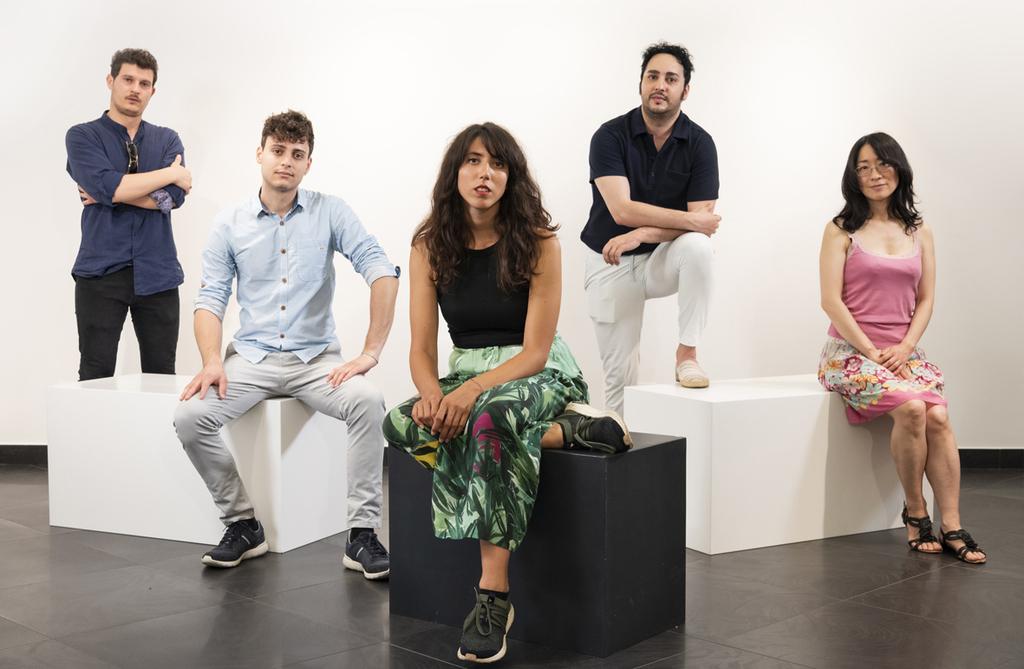 Luci da Brera. Cinque allievi dell'Accademia di Belle Arti di Brera in mostra