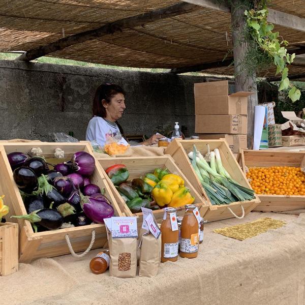 Mercato della Terra di Slow Food a Viterbo