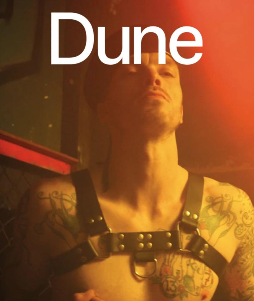"""Presentazione rivista """"Dune. Scritture su moda, progetto e cultura visuale"""""""