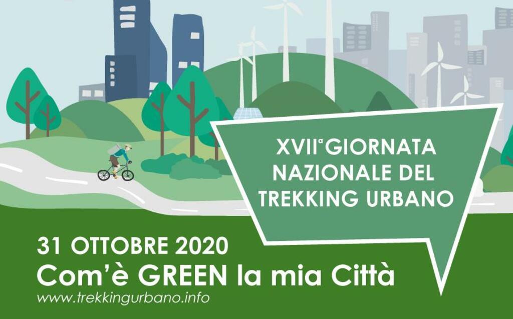 Trekking Urbano 2020 a Padova