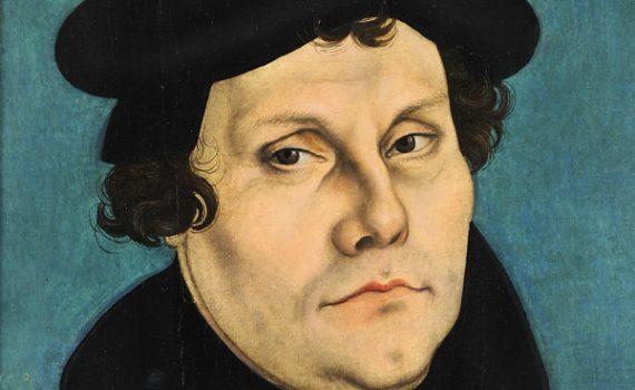 Le 95 tesi di Martin Lutero