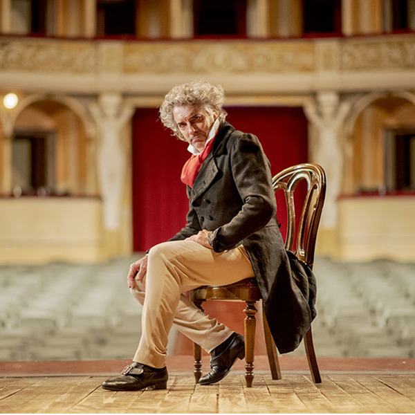 """""""Ludwig Van"""": lo spettacolo in streaming per il 250° anniversario di Beethoven"""