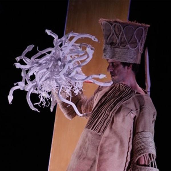 """""""Perseo e Medusa"""": il Balletto di Sardegna in diretta video"""