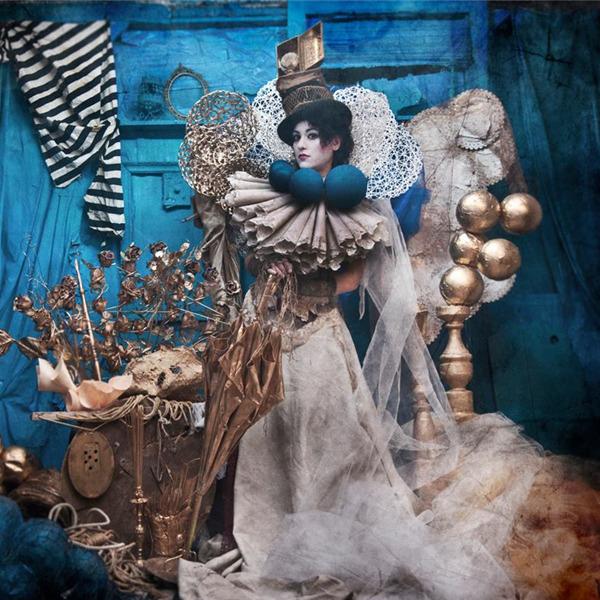 Blink Circus Tour 2021 - L' installazione d'arte/teatro viaggiante