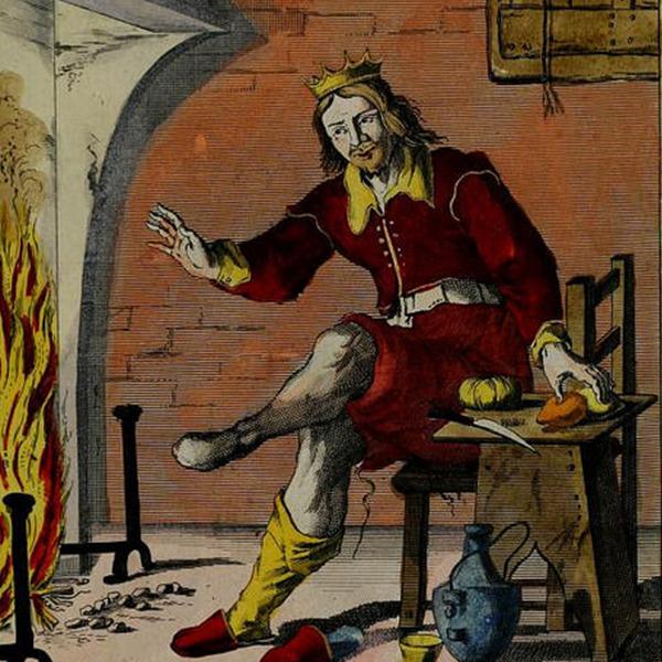 """I Proverbi Illustrati: """"In casa sua ciascuno è Re"""""""