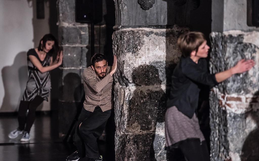 """Spettacolo: """"Fuga - L'ultimo rifugio"""" - Compagnia Egri Bianco Danza"""