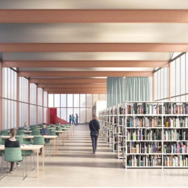 A Milano Lorenteggio nascerà una biblioteca di nuova concezione
