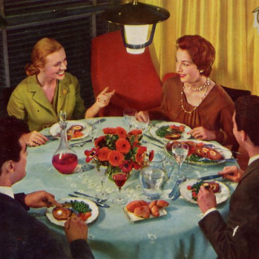 """Pausa Pubblicità: """"...brava avevi ragione si mangia bene con Gradina"""""""
