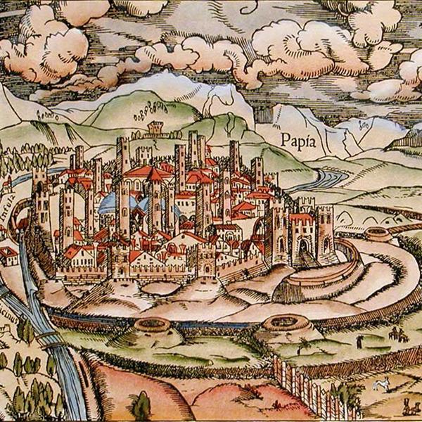 """Tour online: """"Pavia Capitale Alto-Medievale"""""""