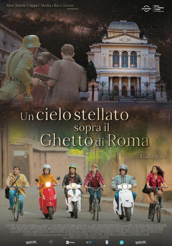 """""""Un cielo stellato sopra il ghetto di Roma"""" su RaiPlay e su Rai1"""