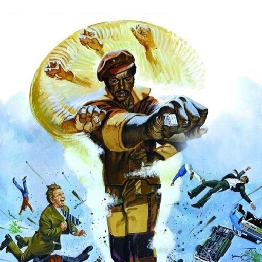 """B-Movie, il Meglio del Peggio del Cinema: """"The Human Tornado"""""""